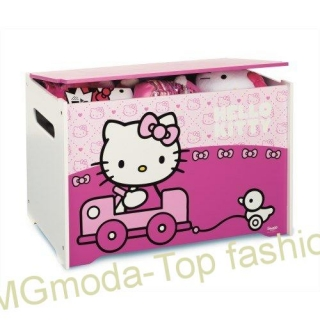 BOX NA HRAČKY HELLO KITTY